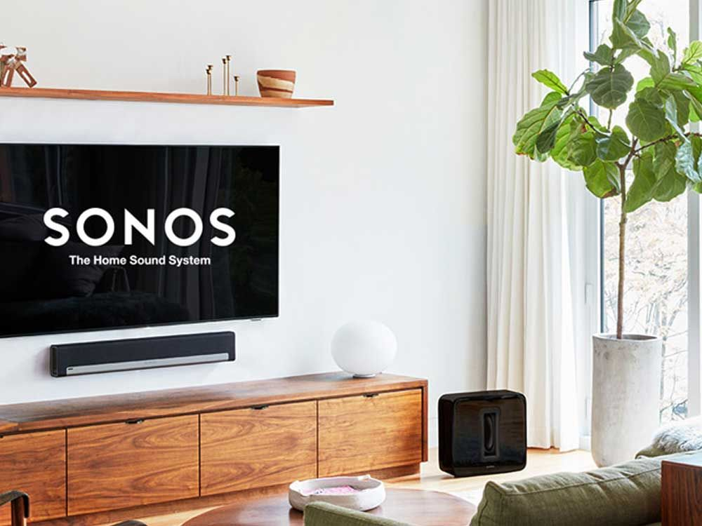 SONOS The Home Sound System